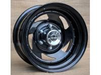 Диск колес Р15 УАЗ IKON SNC008 8х15 5х139.7 D108.7 ET-16 черный