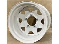 Диск колес Р15 УАЗ Magnum MG81 5*139.7 15*10 D110.5 ET-40 белый