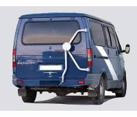 Коонштейн запасного колеса Баргузин