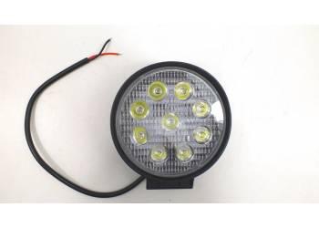 Фара светодиодная CH007 27W 9 диодов по 3W CH007 27W